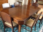 Formal Dining Table & 6 Chairs