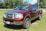 2005 Ford F150 King Ranch Crew Cab 4x4