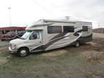 Reserve Has Been Removed 2008 Ford Four Winds Chateau Citation RV