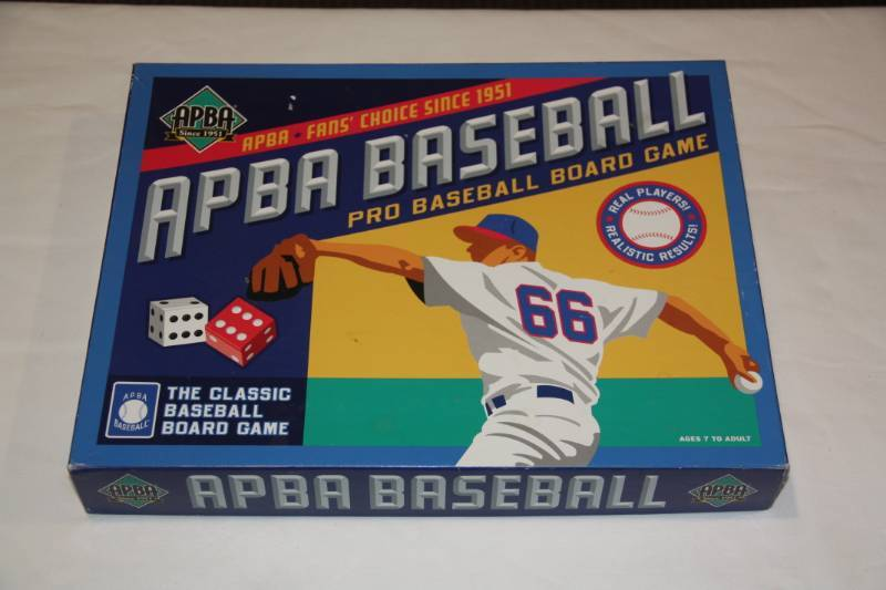 2005 Apba Baseball Game Pop Culture Archives August