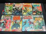 8 ct Collectible Comic Books