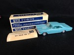 "Vintage ""America's Total Performance 1966 Ford Fairlane"" Model Car"