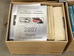 Pallet Lot Of Automotive Manuals