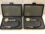 Lot Of (2) Voss PSI Gauges