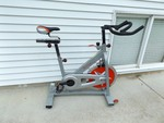 NEWER Sunny Health & Fitness PRO Indoor Cycling Bike