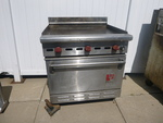 Wolf Griddle/Oven