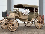 """Justin Carriage"" Horse-Drawn Carriage / Buggy"