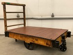 Professionally Restored Nutting Cart Coffee Table