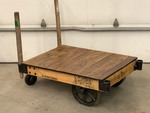Professionally Refinished Nutting Cart Coffee Table