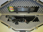 BROWNING COMPOUND BOW WITH CASE & ACCESSORIES