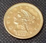 1878-S US $2.50 GOLD LIBERTY