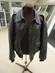 COOPER GOAT LEATHER FLIGHT JACKET MENS 2XL