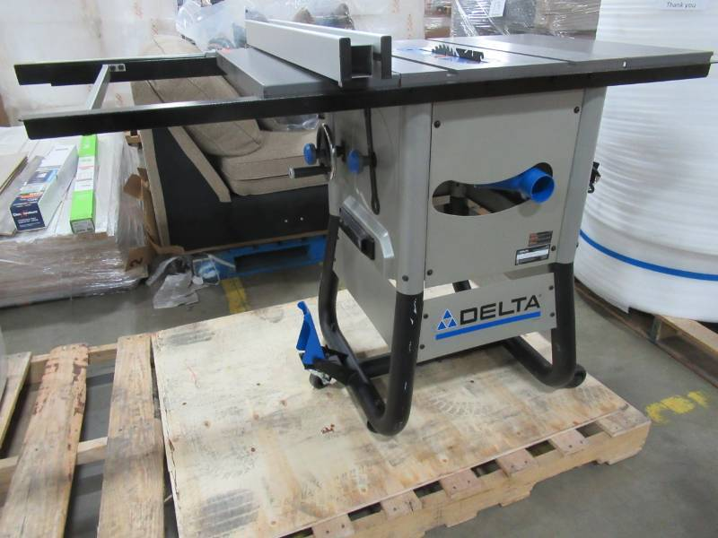 Delta 10 In Carbide Tipped Table Saw Motor Hums When