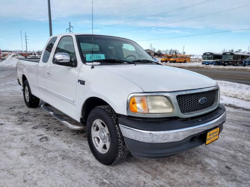 2001 Ford F150 Super Cab