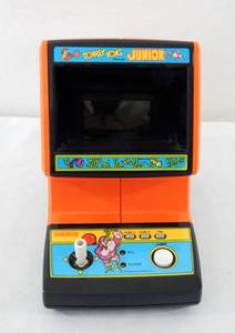 Vintage 1983 Coleco Nintendo Donkey Kong Jr. Mini Table Top Arcade Game