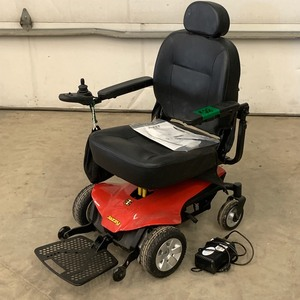 Pride Jazzy-Series Electric Wheelchair