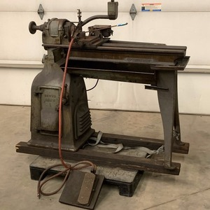 South Bend Industrial Metal Lathe
