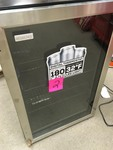 IGLOO 4.1 cu. ft. Stainless Steel Beverage Cooler in good condition