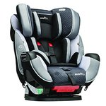 NEW - Evenflo Symphony DLX All-in-One Car Seat, Concord