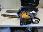 "Poulan Pro 20"" Chain saw w/case. Brand New Never Used. Great Xmas Gift"