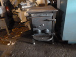 Frontier-Box Wood Stove