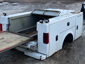 2008 Ford F.350 Service Truck 8ft Bed / Body