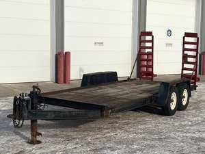 2000 TowMaster Equipment Trailer
