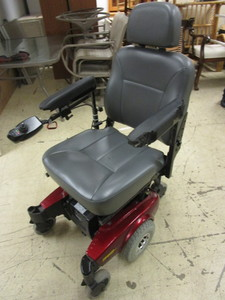 INVACARE PRONTO POWER WHEELCHAIR
