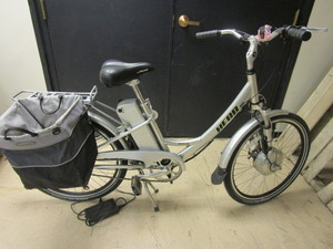 HEBB ELECTRIC BICYCLE