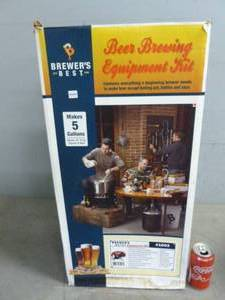 Beer Brewing Equipment Kit