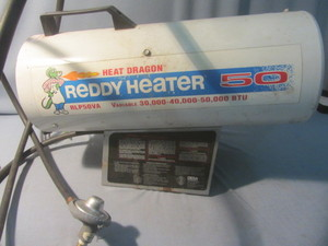 Reddy LP Heater
