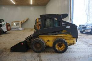 Early-Mid 2000 New Holland Model LS170 Skid Loader Skid Steer