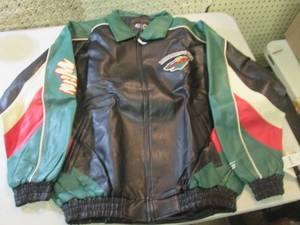 Minnesota Wild Jacket Size Large Ne...