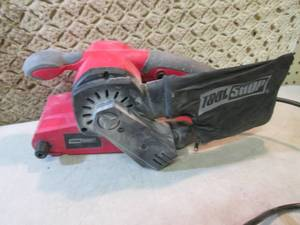 Tool Shop Electric Belt Sander Work...