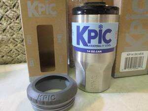 Lot of 6 - 14 ounce K Pic Double Wa...