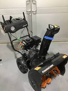 "PowerCare 24"" Snowblower"