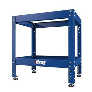 KREG Multi-Purpose Shop stand - BLUE