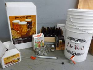 New Beer Making Kit