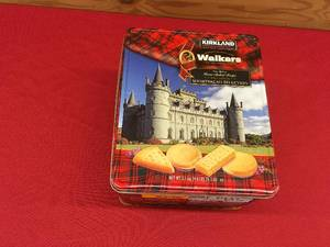 Kirkland Signature Walkers Shortbread Selections, Retail $19.99