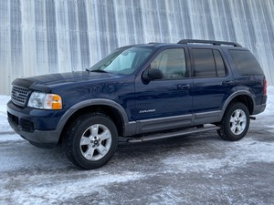 2005 Ford Explorer XLT  -- Former North Dakota Vehicle -- North Dakota Title