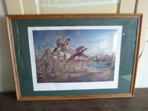 """Homestead"" Print by James A. Meger"