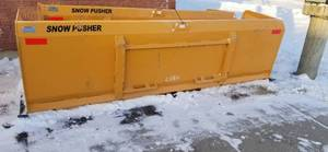 108 inch Snow Pusher Industrias America