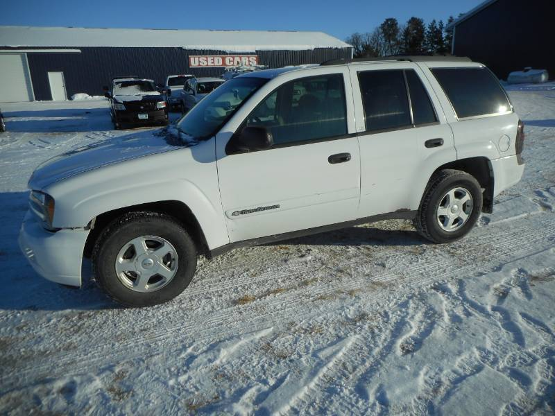 2002 Chevy Trailblazer LS 4x4