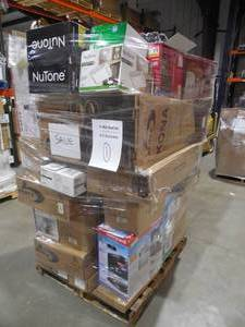 WHOLESALE PALLET LOT OF GENERAL MERCHANDISE