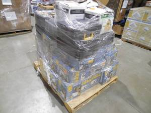 PALLET LOT OF WAGNER PAINT SPRAYERS AND STAINERS