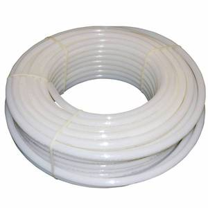 (6) ROLLS NEW - Apollo 1 in. x 300 ft. White PEX-A Expansion Pipe