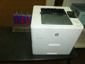 HP Laserjet Prom402n Printer. Only 2 months old!! As shown. *SEE TERMS