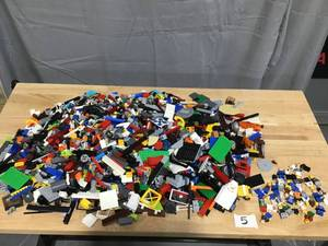 LEGO LOT!! Over 12lbs of LEGO pieces and figures! Thousands of different pieces!