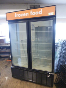 MB Master-Bilt Double Door Freezer