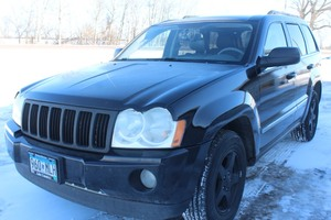 2006 Jeep Grand Cherokee Limited 4x4